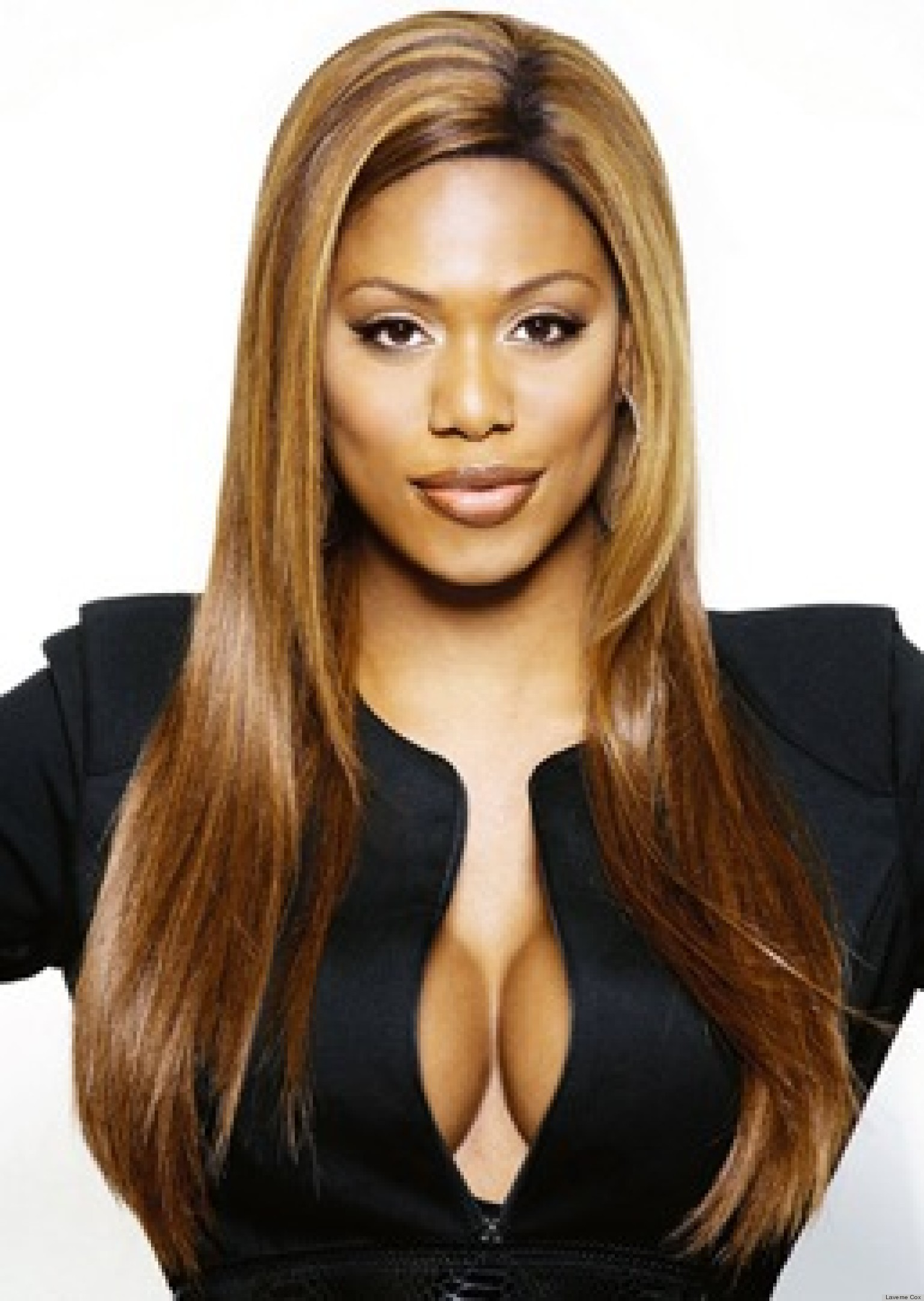 Laverne Cox, Actress And Trans Activist, Discusses Her New