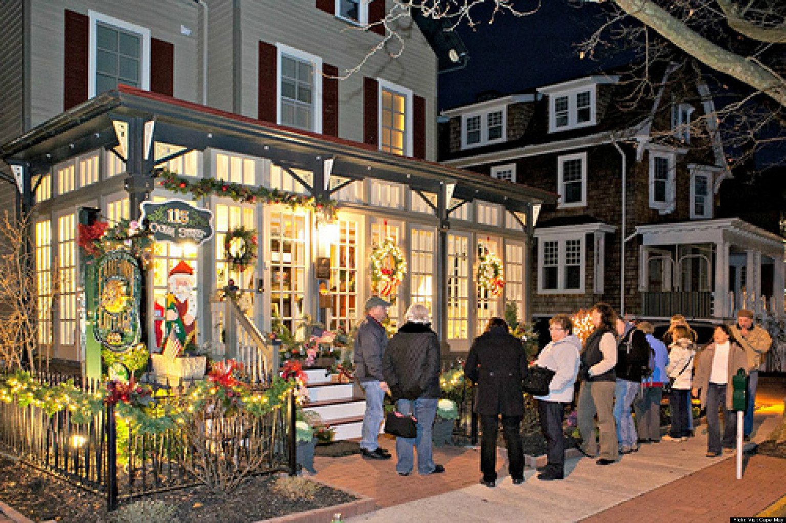 Celebrate The Holidays On The Jersey Shore HuffPost