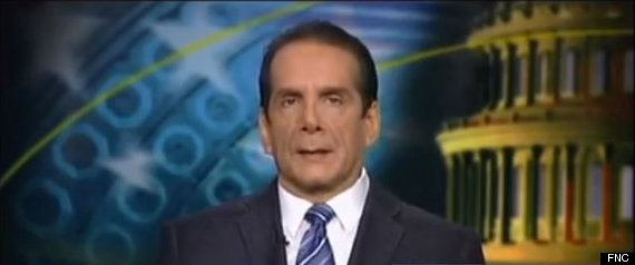 Charles Krauthammer Obama