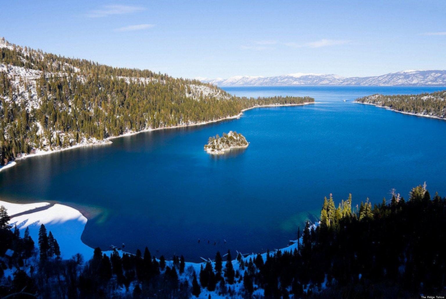 Lake Tahoe Quotes