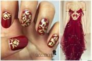 diy nail ideas marchesa art