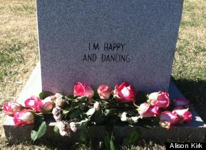 caroline kirk gravestone