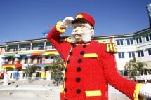 Lego Hotel America' Legoland Open In