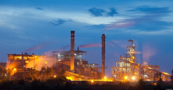 Capturing Carbon Industrial Future Huffpost