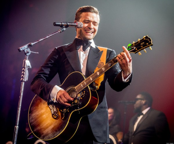 Justin Timberlake Documentary Singer Explains ' 20 Experience' And Film