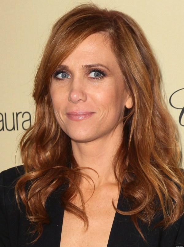 Kristen Wiig In 'anchorman 2' 'bridesmaids' Star Confirmed Sequel Huffpost