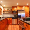 Clean your kitchen ceiling to remove cooking grime