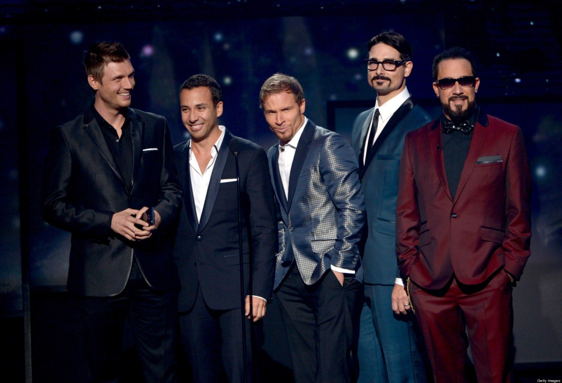 Backstreet Boys Documentary Boy Band To Be Profiled In