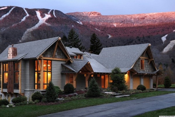 Dream Home 2011 In Stowe Vermont