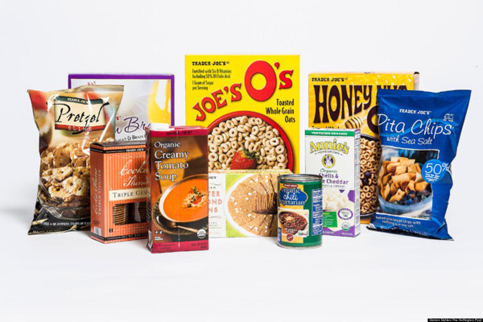 Who Really Makes Trader Joe's Food? (TASTE TEST) | HuffPost