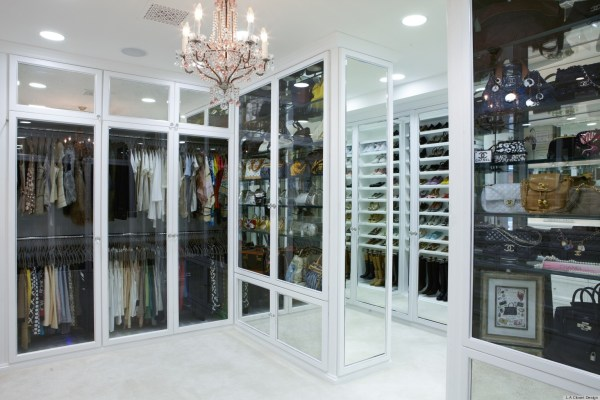 Boutique Closet Design Ideas