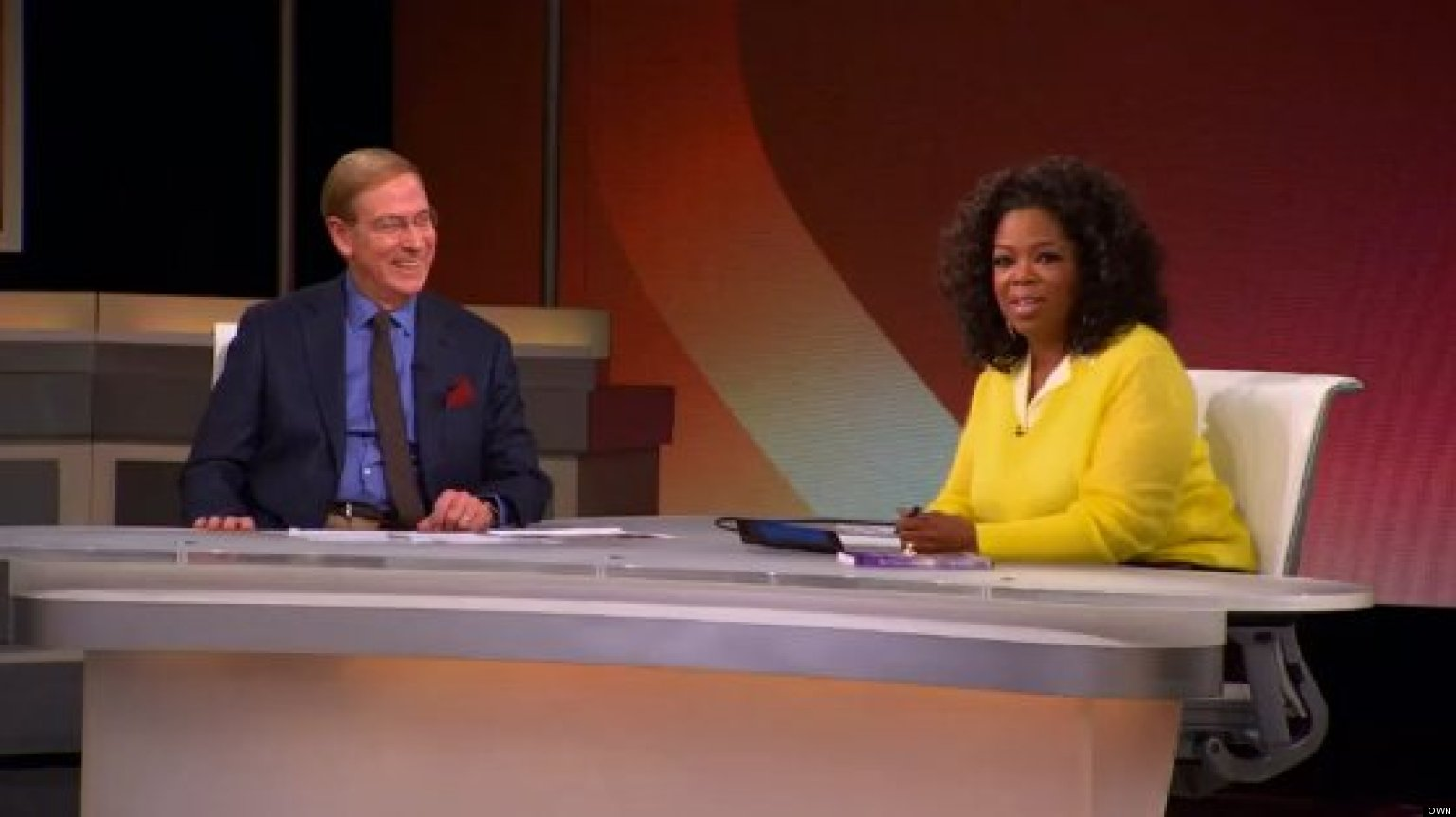 5 Love Languages Oprah Takes Dr Gary Chapman S Love Language Quiz Video