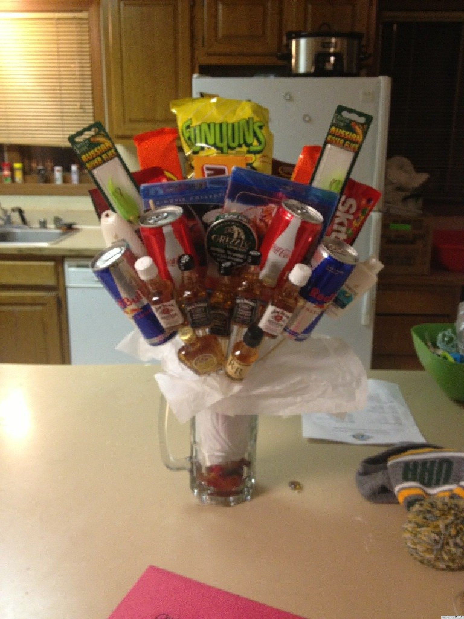 Last Minute Valentines Day Gift For Boyfriend Called Bro
