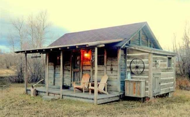 Yellowstone Cabin For Sale May Prove John F Kennedy Loved