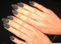 Nicholas K Fall 2013 Nail Art Gives Us A Glitter Rush ...