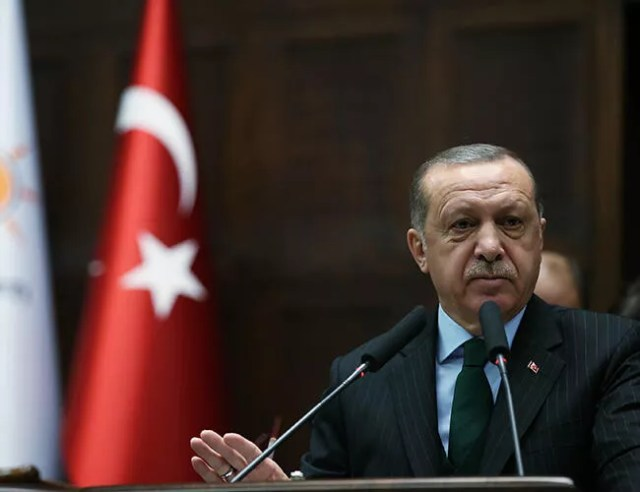 US' Jerusalem move could cut Turkey's diplomatic relations with Israel: Erdoğan