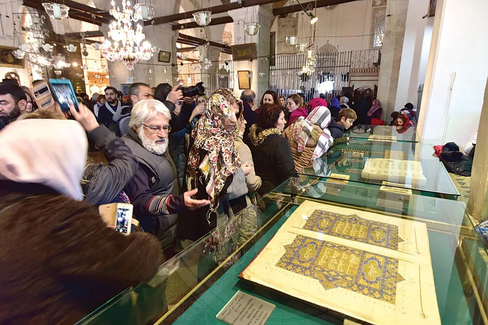 Museum, ancient site visitors rose 17 pct last year in Turkey