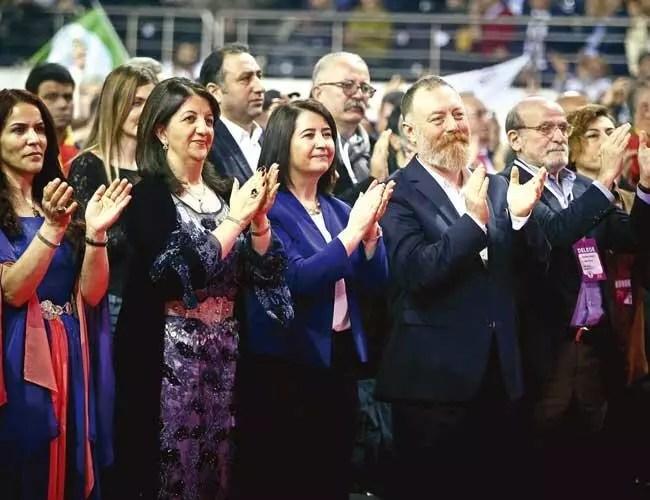 HDP elects Buldan, Temelli as new co-heads