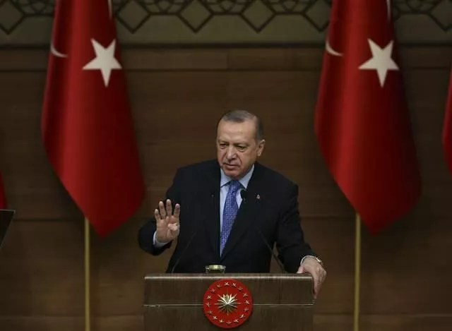 Afrin will be totally encircled by evening: Erdoğan