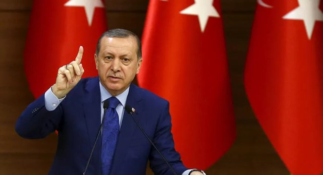 Erdoğan slams France for offering to mediate between Turkey and SDF