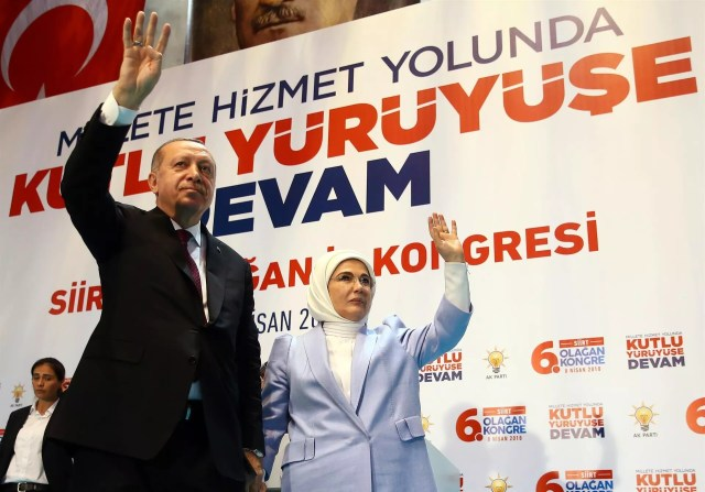 You will end up in hell, Erdoğan tells supporters of PKK