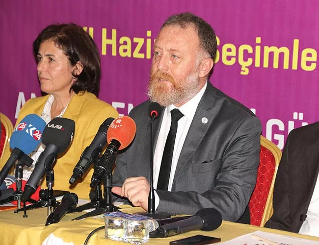 HDP to announce presidential candidate on May 4
