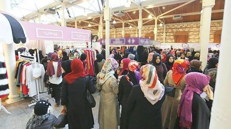 First 'women-specific' shopping center opened in Istanbul