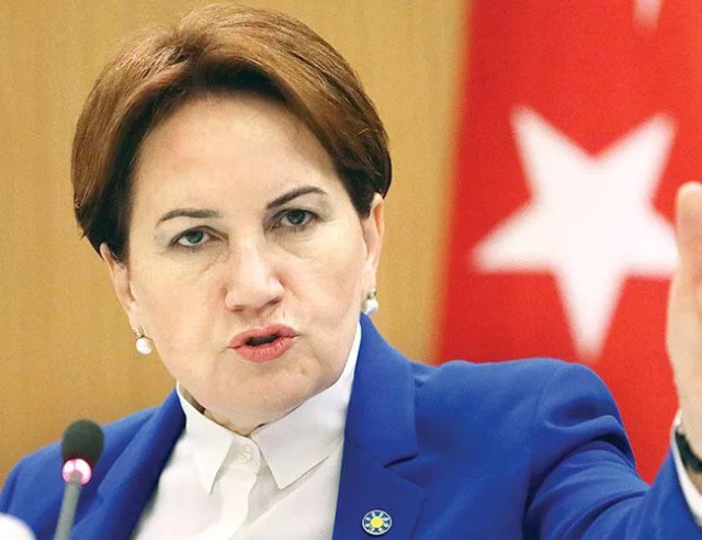 'Tired driver' is sending Turkey's economy over cliff edge: İYİ Party head Akşener