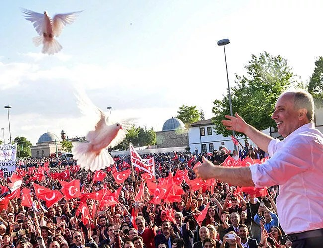 CHP presidential candidate warns 'key US base to close if Gülen not extradited'