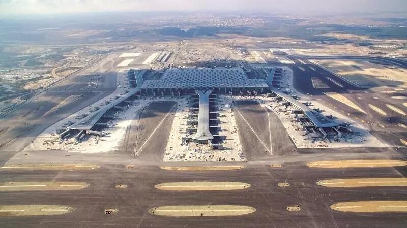 Resultado de imagen para Great Airport of Istanbul