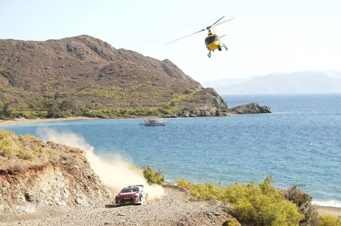 Rally Turkey starts its engines on Sept 12