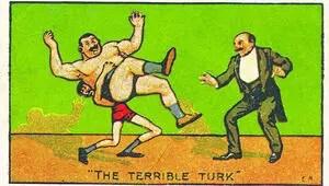 koca yusuf    The Terrible Turk (Korkunç Türk) ile ilgili görsel sonucu