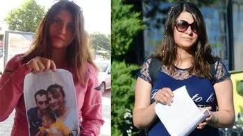 Kocası ve iki çocuğu kayıp olan hamile kadından şok iddia!