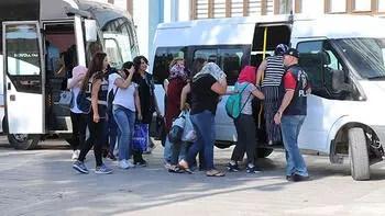 Eskort sitesi operasyonu: Üniversite öğrencileri...