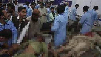 DEAŞ Pakistan'ı kana buladı: En az 75 ölü