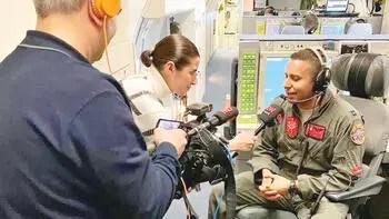 CNN TÜRK AWACS'ta