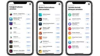 App Store ve Apple Music Anneler Günü için hazır