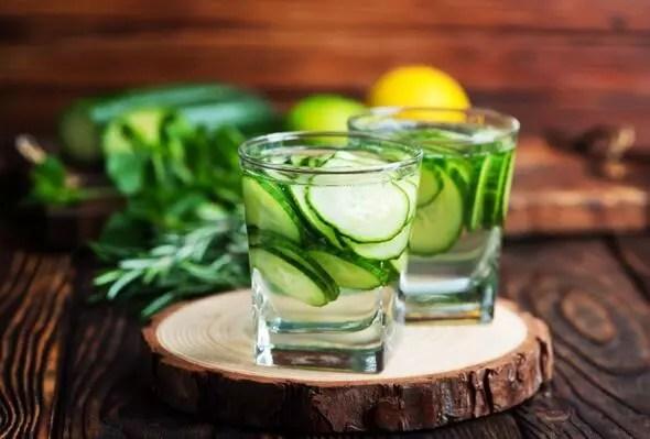 Detoks içeceklerinin gözde malzemesi