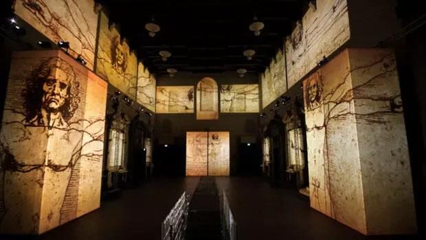 Картинки по запросу Leonardo Da Vinci Expo: Dahi İstanbul'da