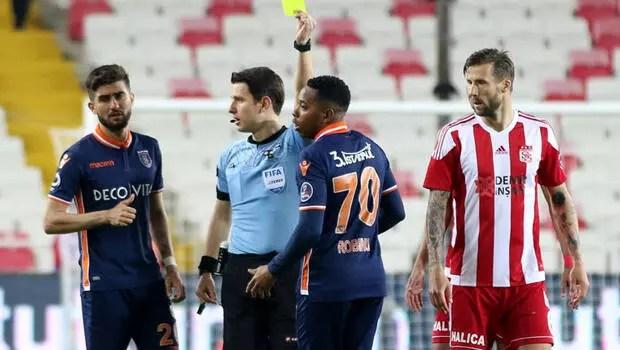 Başakşehir yine puan kaybetti Süper Ligde puan durumu ve kalan maçlar