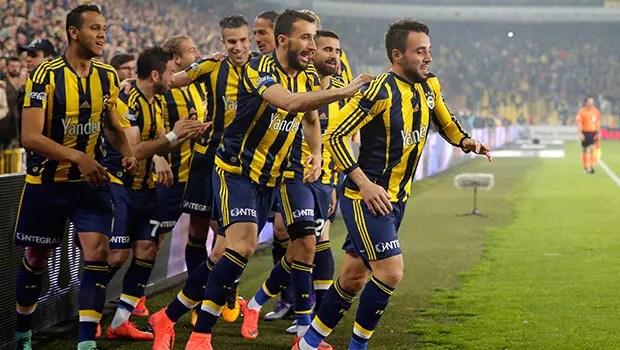 Fenerbahçe 20 Beşiktaş  Futbol Haberleri