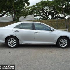 The All New Camry Commercial Konsumsi Bbm Grand Veloz 1.5 2013 Toyota 2 0a Photos And Pictures Singapore Sgcarmart