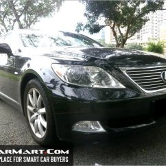 All New Camry Singapore Agya Trd S 2009 Lexus Ls460 Photos & Pictures - Sgcarmart
