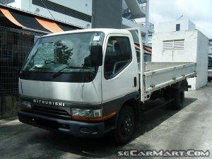 Used Mitsubishi Fuso Canter Fe639 (coe Till 072019