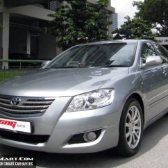 The All New Camry Commercial Kijang Innova Silver 2008 Toyota 2 0a Photos And Pictures Singapore Sgcarmart