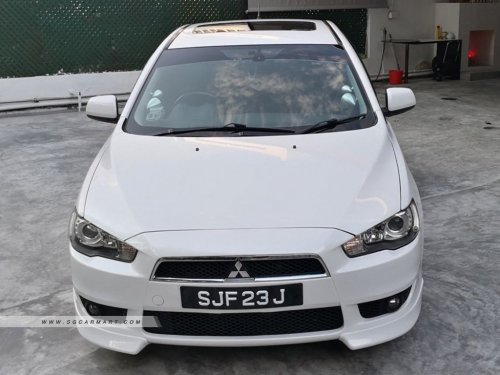 small resolution of 2008 mitsubishi lancer ex 2 0a gt sunroof coe till 05 2023 photos pictures singapore stcars