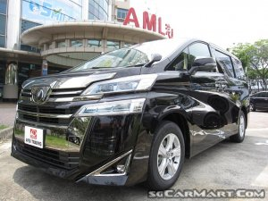 all new alphard vs vellfire toyota yaris trd sportivo pantip used 2 5a x car for sale in singapore apex trading watermark