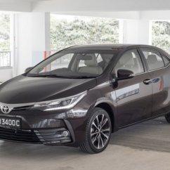 All New Corolla Altis Konsumsi Bbm Grand Avanza 2018 Toyota Photos Photo Gallery Sgcarmart Pictured 1 6 Elegance A