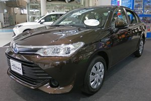 New Toyota Corolla Axio Hybrid Car Prices, Photos, Specs