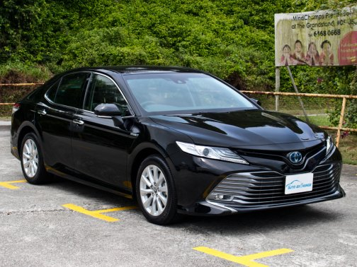 all new camry singapore brand toyota alphard hybrid photos photo gallery sgcarmart